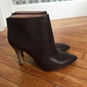 NWOT Madewell Jules High Heel Boots Size 8